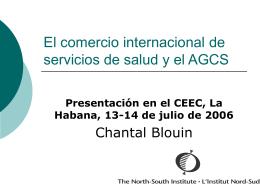 Presentación en el CEEC, La Habana, 13