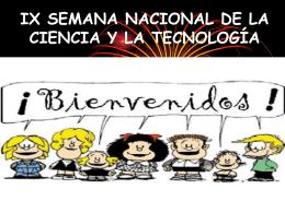 ix-semana-de-la-ciencia - Ministerio de Educación