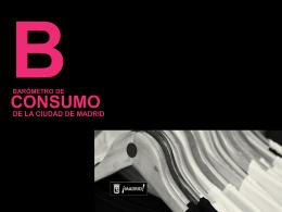 Barómetro Consumo