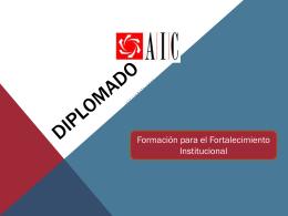Presentación de Diplomado - Voluntarias Vicentinas México