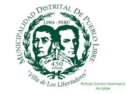 Cómo formalizar una Empresa? - Municipalidad de Pueblo Libre