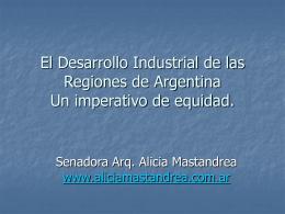 Ordenamiento Territorial de Argentina