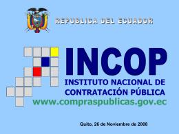 CAPACITACION SNCP