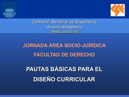 Mercedes Collazo - Facultad de Derecho