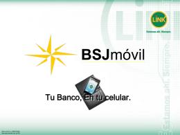 Demo BSJ Móvil - Banco San Juan