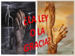 presentacion La Gracia