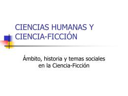 Sociedad y ciencia