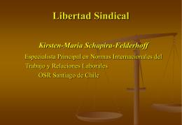 (…) Derecho de huelga