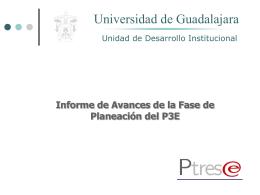 Presentación de PowerPoint - Universidad de Guadalajara