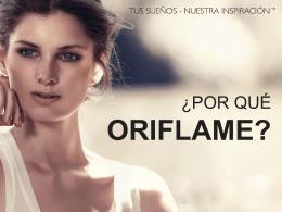 Slide 1 - Oriflame