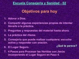 Escuela Consejería y Sanidad - 02 - La Vinya