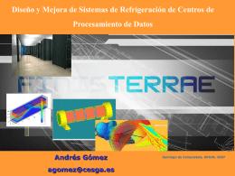 CPD CESGA Finis Terrae (II) - e-IMRT