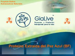 Archivo de Presentación GIA - Proyecto Gialive