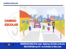 Camino escolar - Ayuntamiento de Irun