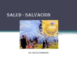 SALUD - SALVACION