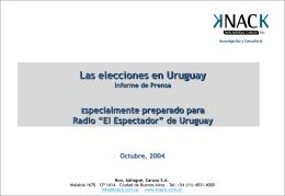una encuesta realizada en la ciudad de Buenos