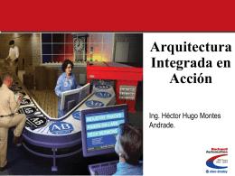Arquitectura NetLinx - Instituto Tecnológico de Toluca