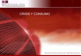 Presentacion Total Crisis y Consumo Junio 2009