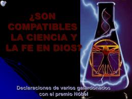 Son compatibles le ciencia y la Fe en Dios