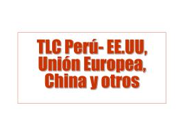 TLC: ¿oportunidades para pocos, amenazas para muchos?