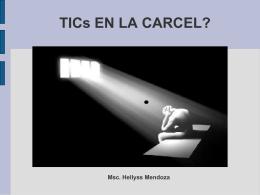 Las TIC en la Carcel - Revista Electronica