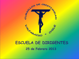 HCG-20130225-Pastora.. - Cursillos de cristiandad de Valparaíso