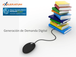 Generación de Demanda Digital