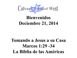 SP - Calvary Chapel West