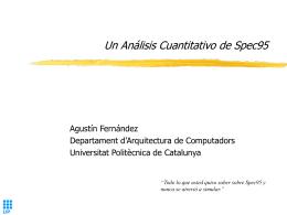 Análisis de localidad: datos - Investigación