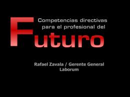 Competencias Directivas Jul 2011 ESAN