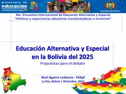Políticas públicas educativas e indicadores