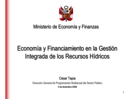 Diapositiva 1 - Congreso de la República del Perú