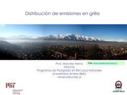 emissions talk GURME marcelo mena