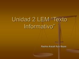 CLASE 2 RECICLAJE 6 - Colegio Santa Teresita de Coelemu