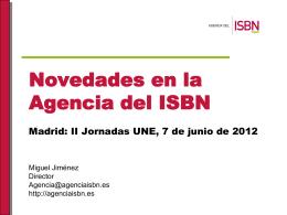 D. Miguel Jiménez Aleixandre - Unión de Editoriales Universitarias