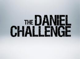 Slide 1 - The Daniel Challenge