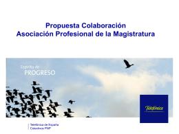 Presentación Comercial e-Oficina - Asociación Profesional de la