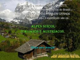 Viagem pelos Alpes
