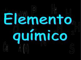Elemento químico / Isótopos