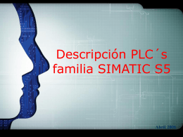 simatic s5 - Yo Ingenieria
