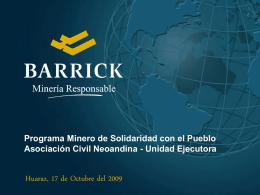 Empresa Minera Barrick