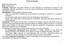 Compuesto (Composite) - utn-frc-dsi