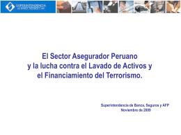 Presentación de PowerPoint - Superintendencia de Banca y Seguros