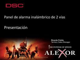 Presentacion Alexor