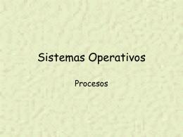 procesos2 - Profesor Cesar Guisado
