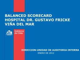 PRESENTACION - Hospital Dr. Gustavo Fricke