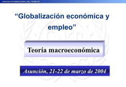 Elementos básicos de la macroeconomía PIB Infla