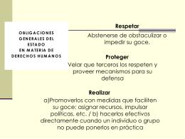 PIDESC Artículo 3