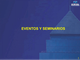ver presentación Sr. Juan Claro (Eventos y Seminarios)