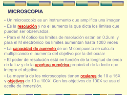Microscopía 11